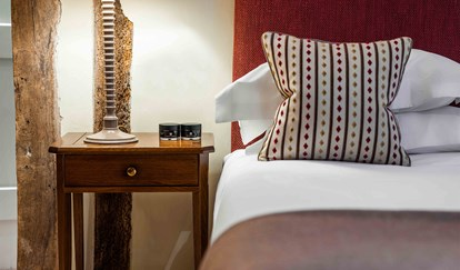 Heritage Bedrooms - The Swan at Lavenham Hotel & Spa