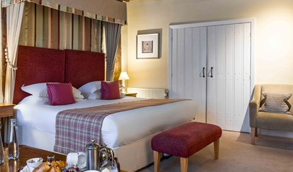 The Swan at Lavenham - stay - Gainsborough Bedroom 3