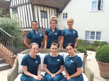 Double Accolades From The Good Spa Guide