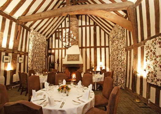 Wool Hall Private Dining Rooms